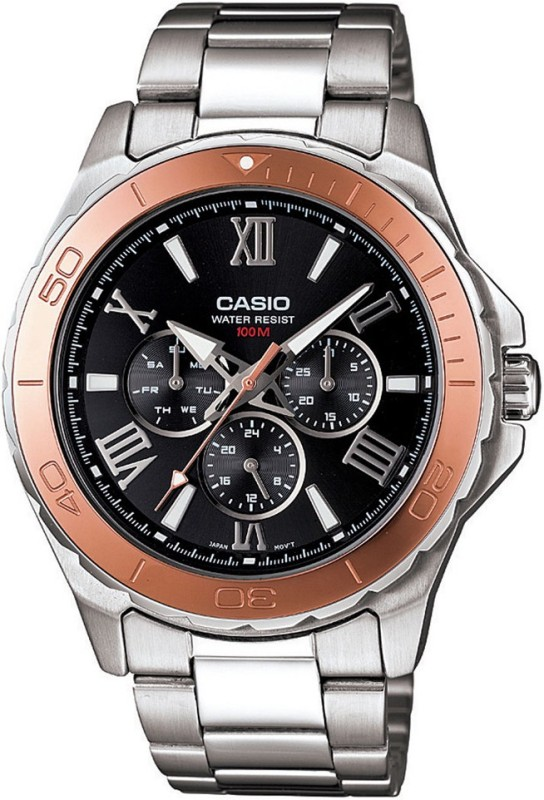 Casio A789 Enticer Men Analog Watch For Men