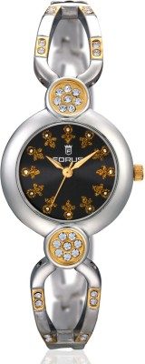 FORUS Frs15107 Adorable Analog Watch  - For Women