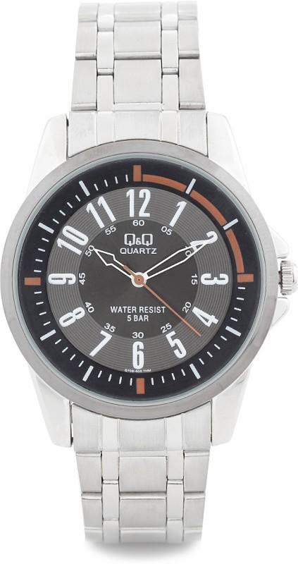 QQ Q708J405Y Analog Watch For Men