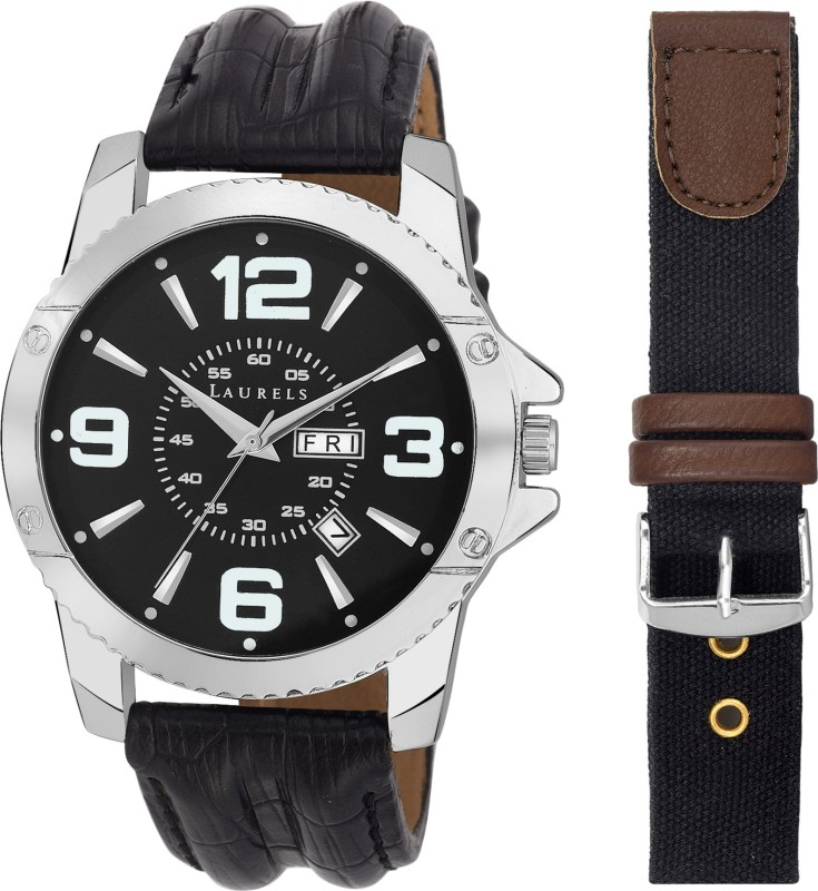 Laurels Lo Zd 020207s Zed Analog Watch For Men