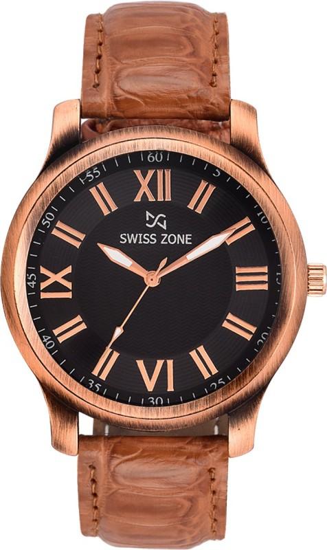Swiss Zone SZ1254KL01 Casual Analog Watch For Men