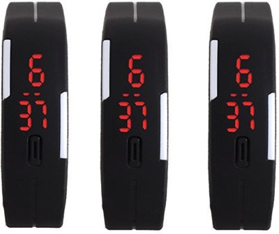 Fashion Hikes FH2558 Digital Watch  - For Boys, Men, Girls, Women, Couple