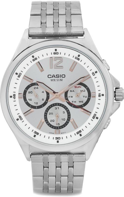 Casio A958 Enticer Men Analog Watch For Men