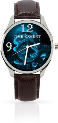 Time Expert TE100204 Analog Watch  - For Men