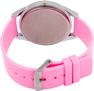 Addic Crystal Studded Case Analog Watch  - For Women