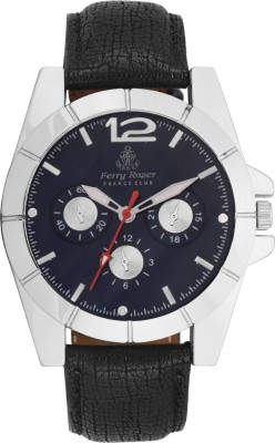 Ferry Rozer 1042 Intelligent Quartz Analog Watch  - For Men, Boys