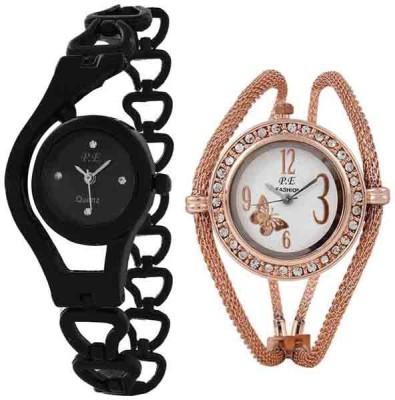 Ecbatic analog girles woman formal watch Analog Watch  - For Girls, Women
