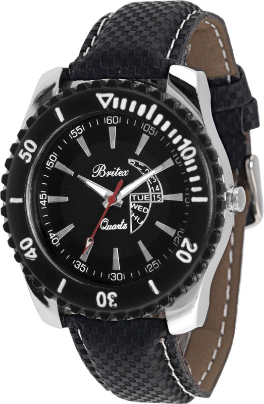 Britex BT3100 Alpha Numeric Analog Watch For Men