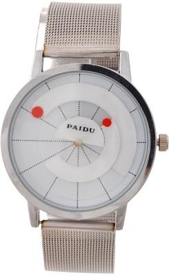 Paidu 58890White Analog Watch  - For Women
