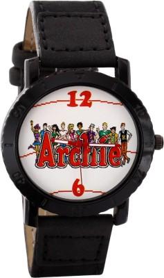 Archie ARH-023-BLK Analog Watch  - For Men