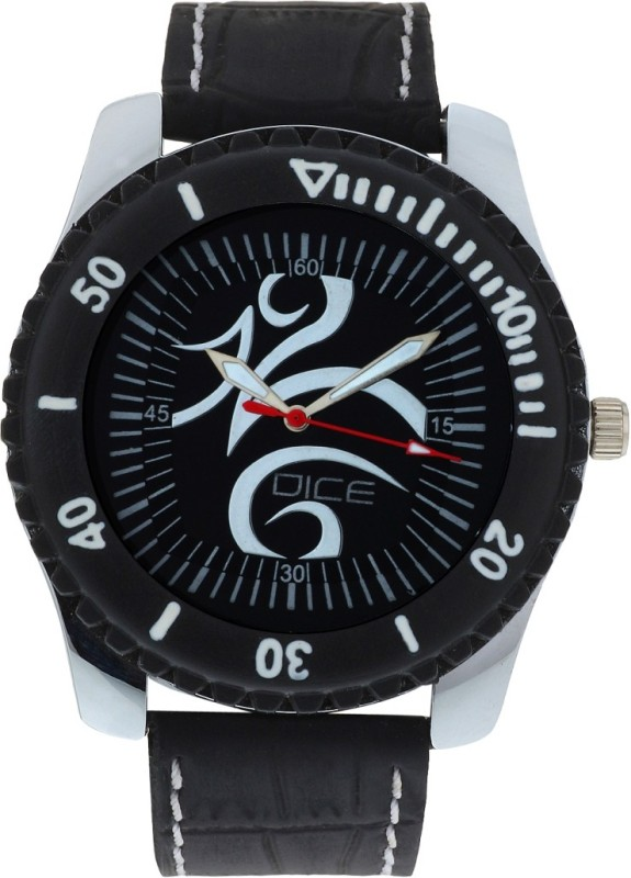 Dice TRB B040 2116 Trendy black Analog Watch For Men