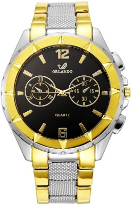 Orlando W1225GB Analog Watch  - For Men