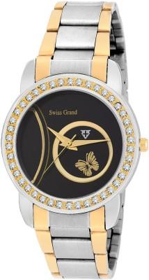 Swiss Grand SG-1072 Grand Analog Watch  - For Women