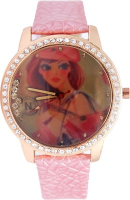 Super Drool ST2376_WT Analog Watch  - For Women, Girls