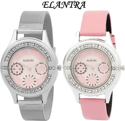 Elantra EL25022006ML06 New Style Analog Watch  - For Women, Girls
