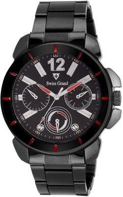 Swiss Grand SG-1055 Grand Analog Watch  - For Men