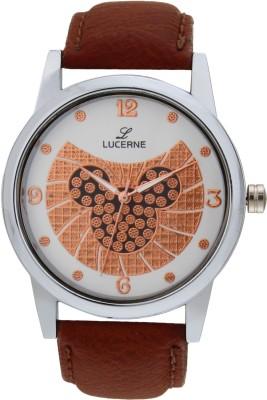 Lucerne MS018GLS Analog Watch  - For Men