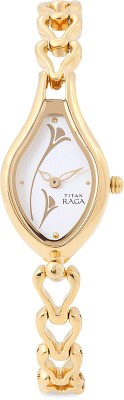 Titan NH2457YM01 Raga Analog Watch - For Women
