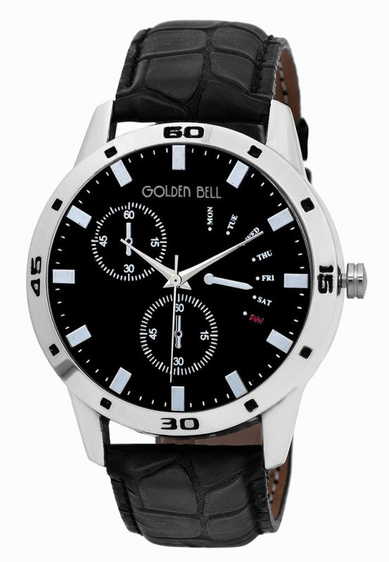 Golden Bell 365GB Sports Analog Watch For Men