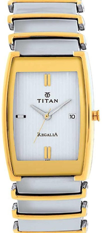 Titan NC1377BM01 Analog Watch For Men