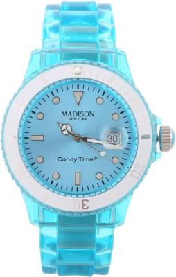 Madison New York U4631061 Analog Watch  - For Men, Women