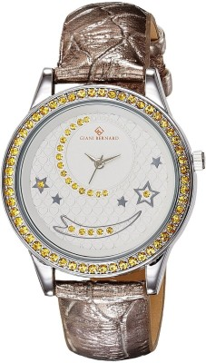 Giani Bernard GBL-02F Robbin Sparkles Analog Watch  - For Women