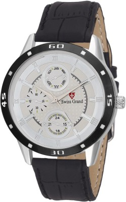 Swiss Grand SG-1043 Grand Analog Watch  - For Men