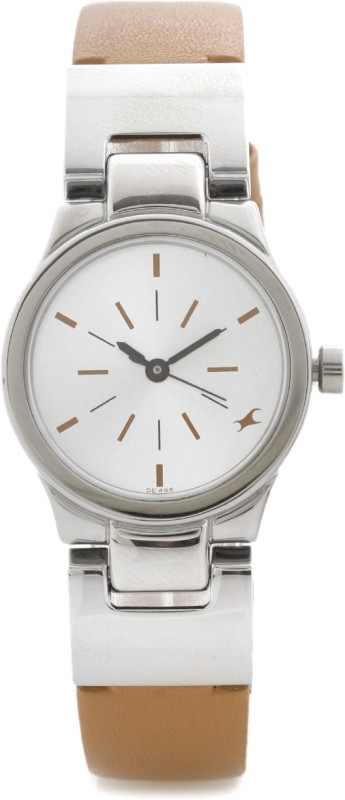 Fastrack NG6114SL01 Analog Watch For Women