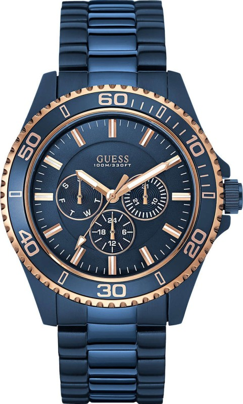 Guess W0172G6 Analog Watch For Men