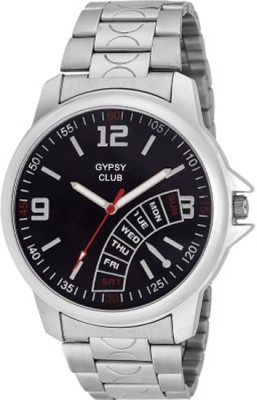 Gypsy Club GC-107 New Generation Analog Watch  - For Men, Boys