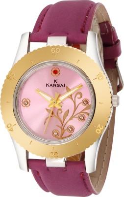 Kansai KW010 Analog Watch  - For Women