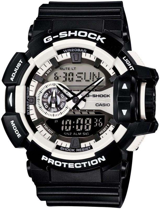 Casio G548 G Shock Analog Digital Watch For Men