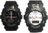 S Shock Sport S01 Analog-Digital Watch  ...