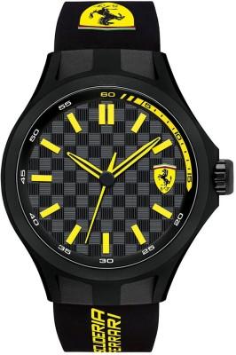Scuderia Ferrari 0830158 Analog Watch  - For Men