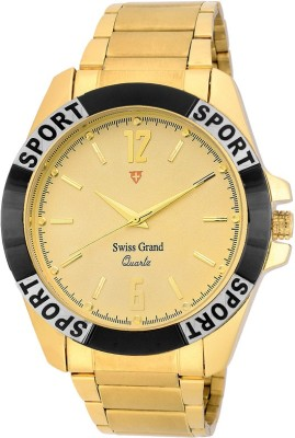 Swiss Grand SG 1123 Grand Analog Watch  - For Men