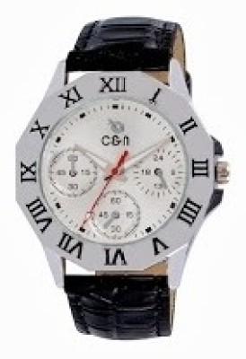 Chappin & Nellson CN-02-G-White Analog Watch  - For Men