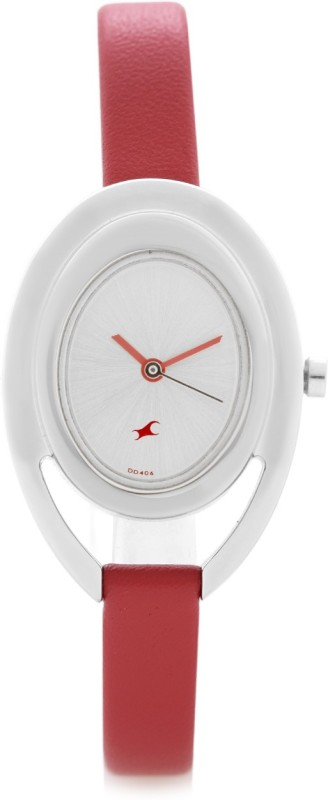 Fastrack NG6090SL01 6090SL01 Analog Watch For Women