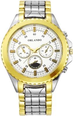 Orlando W1059GWX Analog Watch  - For Men