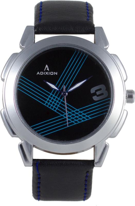 Adixion 9520SL14 New Genuine Leather Youth Wrist Watch Analog Wat
