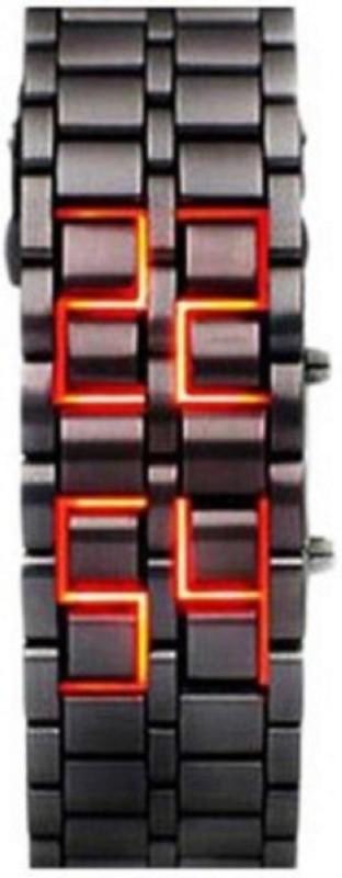 Hala Led Chain Digital Watch For Men