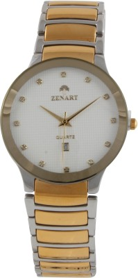 ZENART ZZJQ-4561G-TC3 Analog Watch  - For Men