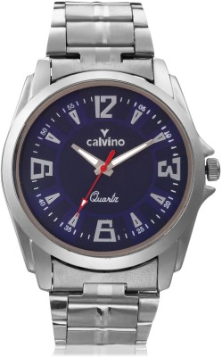Calvino CGAC-141222_BLUE Analog Watch  - For Men