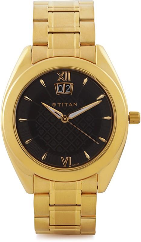 Titan NE1557YM04 Analog Watch For Men