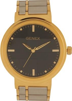 Genex GXBLK4063 Carnival Analog Watch  - For Men