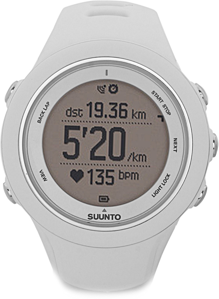 Suunto SS020680000 Ambit3 Sport Digital Watch - For Men & Women Image