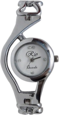 Rio Ri-DZNR-WT-01 Sunday Analog Watch  - For Girls
