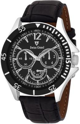 Swiss Grand SG-1032 Grand Analog Watch  - For Men