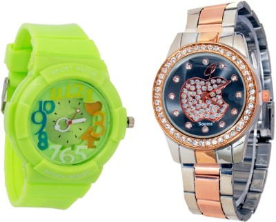 SOOMS RE5443 Analog Watch  - For Boys, Girls