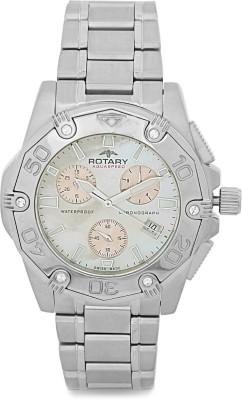 Rotary ALB90033C07 Analog Watch  - For Women