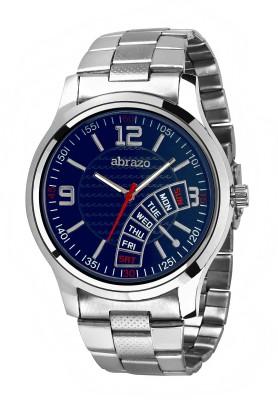abrazo DAY-2-BU Analog Watch  - For Men